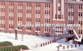 Bestattungs-Messe Huehnerposten
